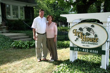 Your Hosts, Jim & Linda Nolte