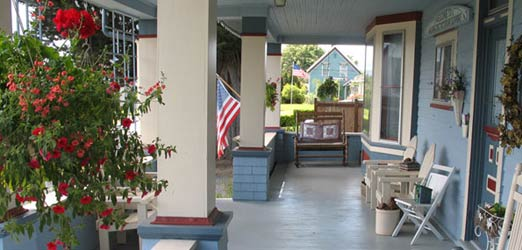 Blue Gull Inn Bed and Breakfast - Port Townsend, Washington