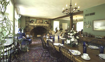 The Pennsbury Inn-Dining Room