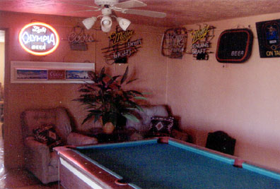 Heward House at Holbrook Bed & Breakfast, Route 66 Game Room