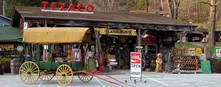 Beechwood Inn Black Bear Antiques