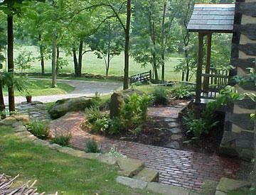 Hisrich Hills House Bed & Breakfast and ArtFarm Fern and Hosta Garden