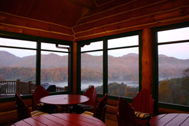 Wildberry Lodge Breakfast With A Million Dollar View