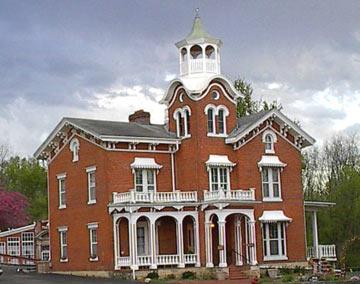 Bernadine's Stillman Inn, Wedding Chapel
