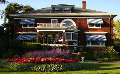 Beazley House Bed & Breakfast Inn - Napa, California