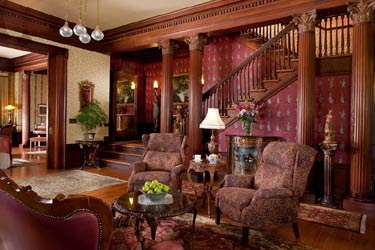 Churchill Manor Bed & Breakfast,The Perfect Place To Meet With Friends