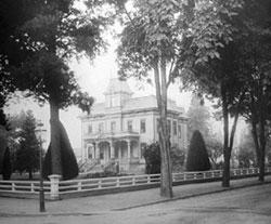 Churchill Manor Bed and Breakfast, Historic Photo of Inn