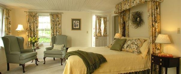 Fairville Inn Bed and Breakfast Main House Room 2