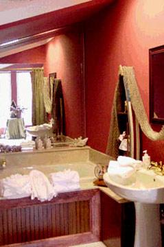 Luxurious Marble Bath