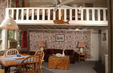 Lamb's Retreat Guest Room,