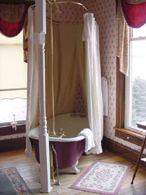 Hasseman House Bed & Breakfast-Guest Room Bath