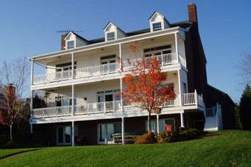 Blue Heron Inn, front view