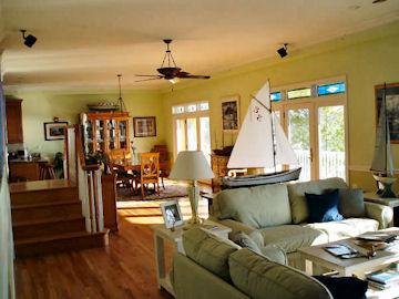 Blue Heron Inn, Common Room