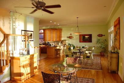 Blue Heron Inn, Dining Room