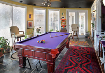 Matthew's Manor-Billiards for our guests