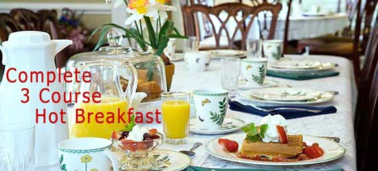 George Brooks House Bed and Breakfast-Full Gourmet Breakfast