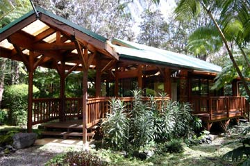 Volcano Village Lodge - Volcano, Hawaii