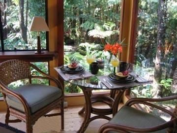 Enjoy A Complimentary Full Tropical Breakfast Each Morning