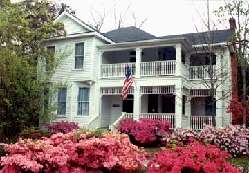 Lavender House Bed and Breakfast front
