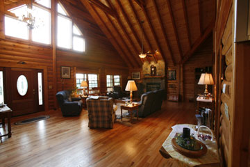 Glade Valley Bed and Breakfast, Great Room