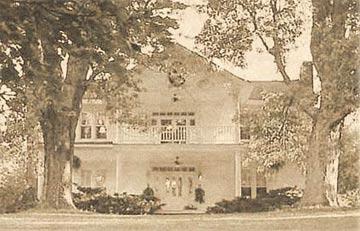 Buffalo Tavern Bed and Breakfast history