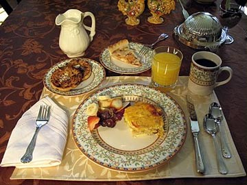 Juniper Hill Bed & Breakfast-Full Gourmet Breakfast