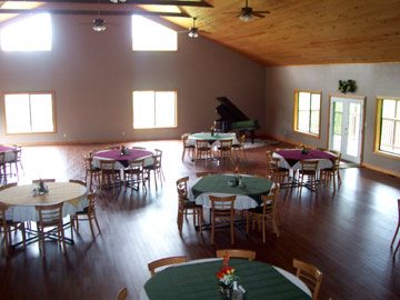 Lodge at Gunter Hollow - Fayetteville, Tennessee