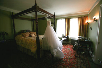 The Shafer Baillie Mansion, Weddings