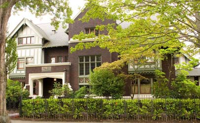 The Shafer Baillie Mansion - Seattle, Washington