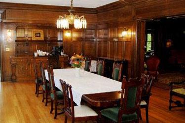 The Shafer Baillie Mansion, Formal Dining Room