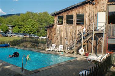 The Whitney's Inn, Heated Outdoor Pool