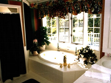 Spacious Bath With Jacuzzi