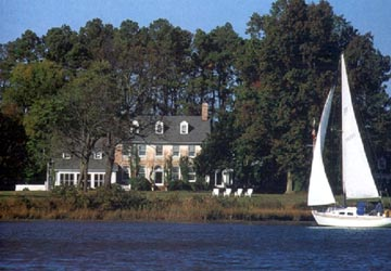 Combsberry Bed and Breakfast - Oxford, Maryland