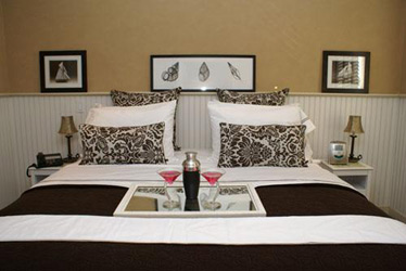 The White Porch Inn - Provincetown, Massachusetts, Luxurious Guest Room