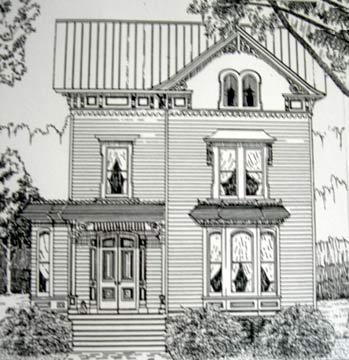 The Victorian Lady - Jenks, Oklahoma