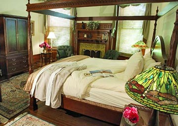 Buhl Mansion Guesthouse & Spa-Mr. Buhl's Den