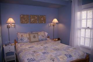Little River Bed and Breakfast bedroom
