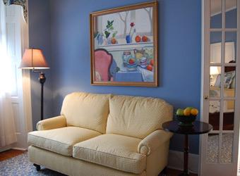 Sweetwater Farm-The Billard Room
