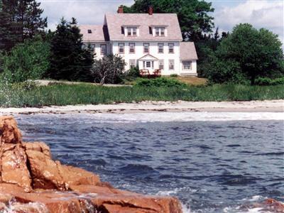 Acadia's Oceanside Meadow Inn - Acadia Schoodie, Maine