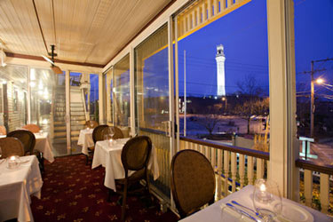 Crowne Pointe Historic Inn & Spa-Dining