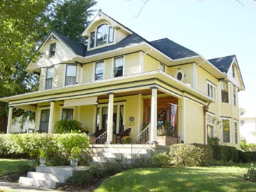 The Harkins House Bed & Breakfast Inn - Caldwell, Ohio