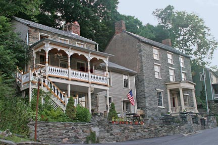 The Town's Inn - Harpers Ferry, West Virginia