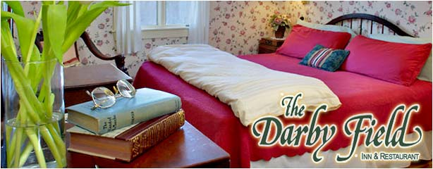 The Darby Field Inn & Restaurant, Our Traditional Room