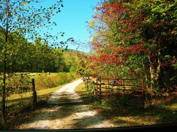 Snug Hollow Farm trail
