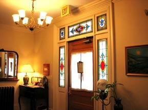 Harding House Deluxe Queen Room