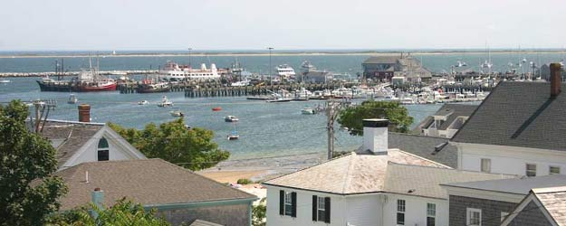 Benchmark Inn - Provincetown, Massachusetts view of Cape Cod