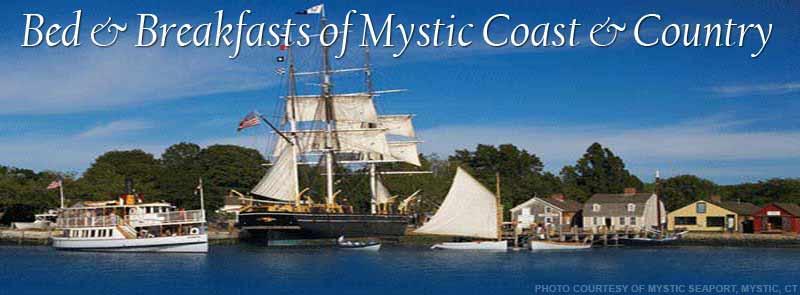Mystic Coast area of Connecticut