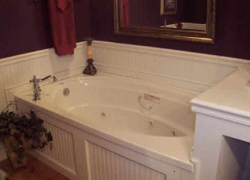 The Shenandoah Suite Bath