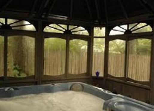 Our starlit spa