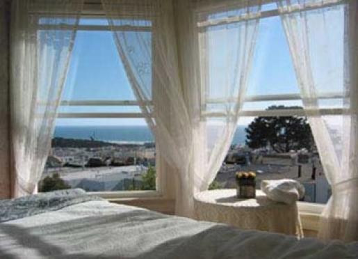 Ocean View Suite - View of Pacific Ocean